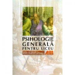 Psihologie generala pentru liceu