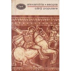 Alexandria- Esopia- Carti populare